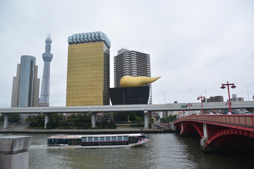 隅田川下り